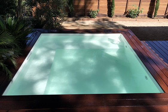 Gassin mini-piscine INEA