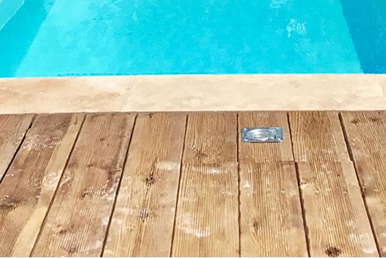 piscine de température INEA Piscines